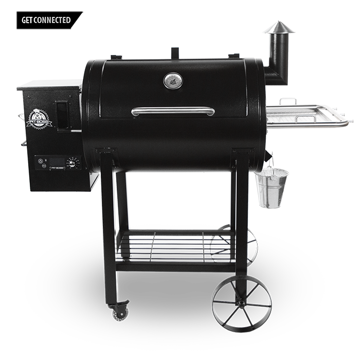Pit Boss PB820XL Wood Pellet Grill - Available at Menards