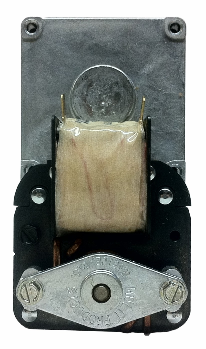 Auger Motor 2 RPM for LG Series and Country Smokers