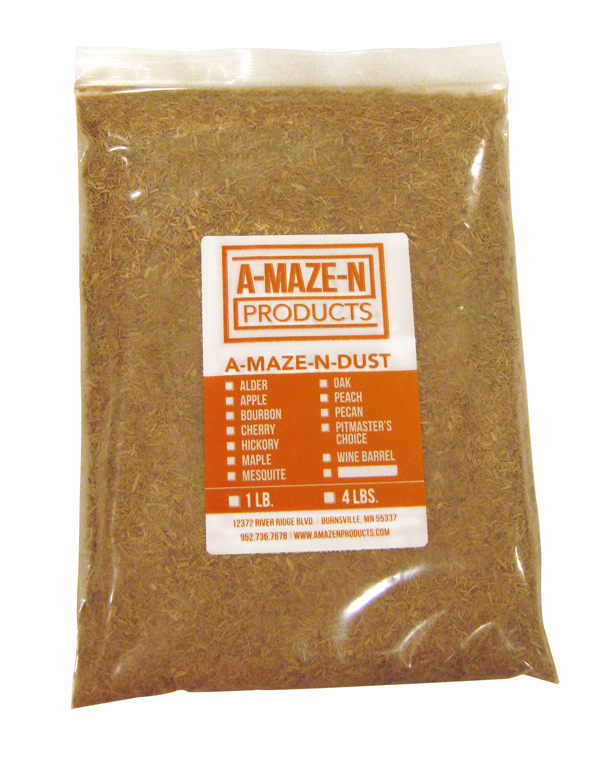 A-MAZE-N-DUST STANDARD - 4LB - Maple
