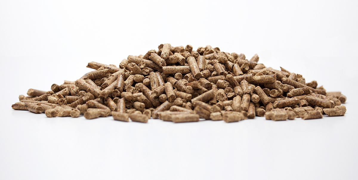 Oak Hardwood Pellets - 5 lbs