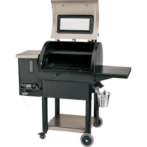 Pit Boss ELLIPTICAL WOOD PELLET GRILL 24""