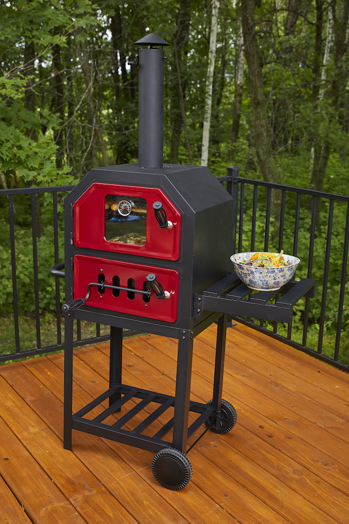 Pit Boss CHARCOAL PIZZA OVEN
