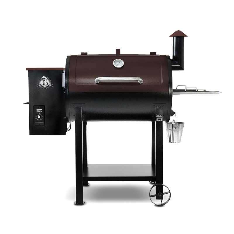Pit Boss 820 DELUXE WOOD PELLET GRILL