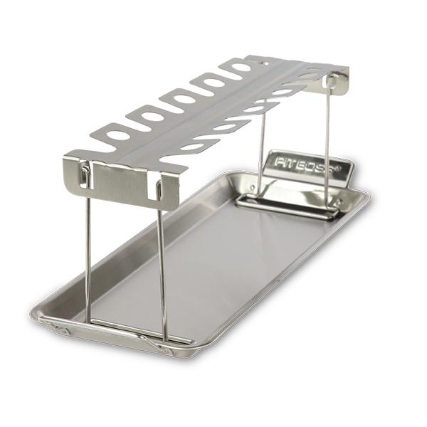 PB Stainless Steel Wing Rack
