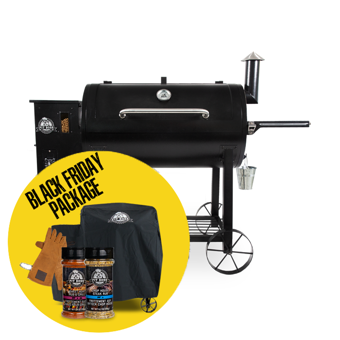 1000 TRADITIONS WOOD PELLET GRILL  & ACCESSORIES PACKAGE