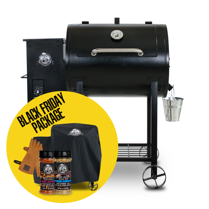 700FB WOOD PELLET GRILL & ACCESSORIES PACKAGE