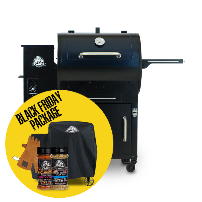 700SC WOOD PELLET GRILL & ACCESSORIES PACKAGE