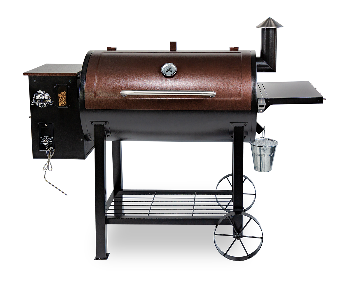 Pit Boss 1000 TRADITIONS 2 WOOD PELLET GRILL