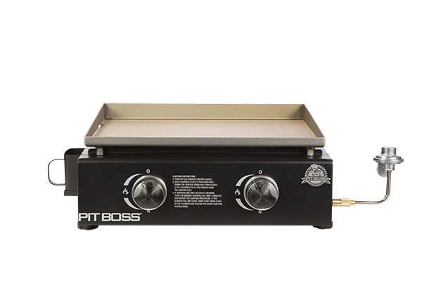 PIT BOSS 2 BURNER TABLETOP GRIDDLE