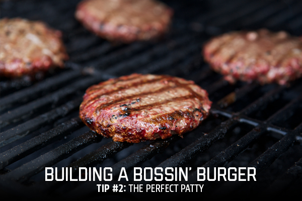 How To Build A Bossin' Burger