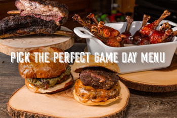 Pick The Perfect Game Day Menu