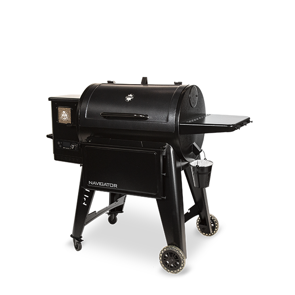 Navigator 850 Wood Pellet Grill And Smoker Pit Boss Grills