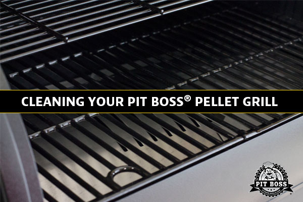 Cleaning Your Pit Boss Pellet Grill