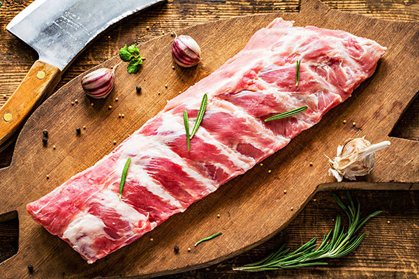 how to remove the membrane on ribs