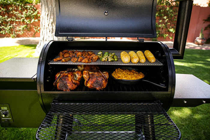 Frontier Series | The Ironside Pellet Grill