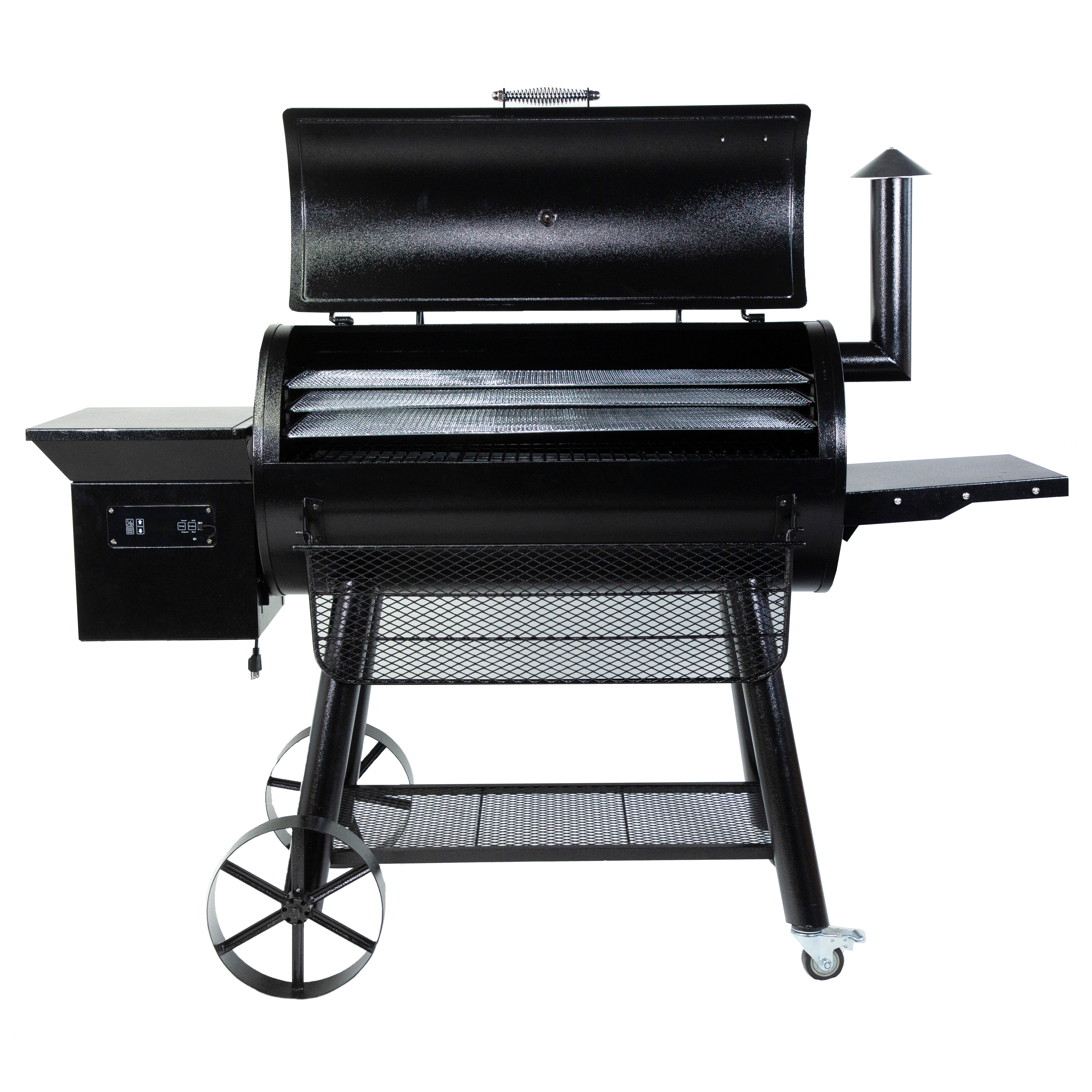 Frontier Series | The Journeyman Pellet Grill