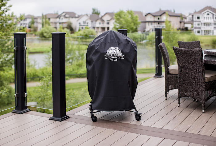 Pit Boss K22 CHARCOAL GRILL COVER