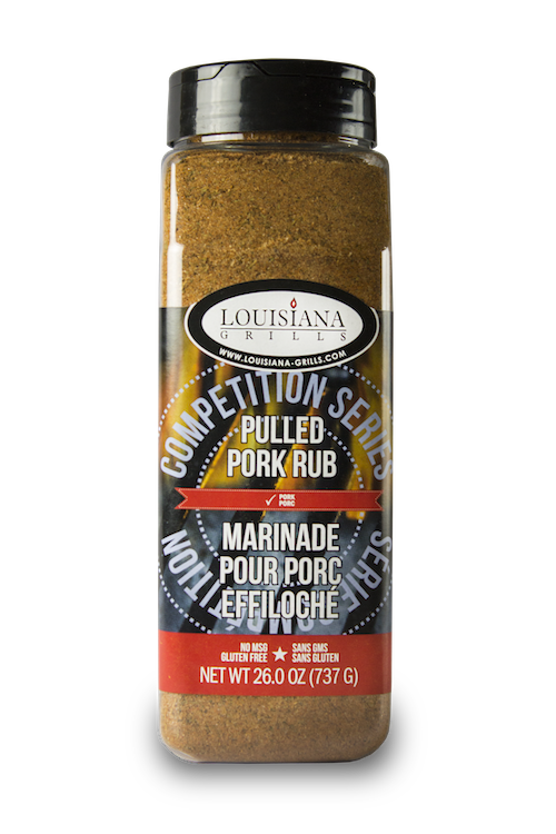 Louisiana Grills Spices & Rubs — 24 oz Pulled Pork Rub