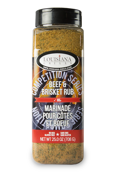 Louisiana Grills Spices & Rubs — 24 oz Beef & Brisket Rub
