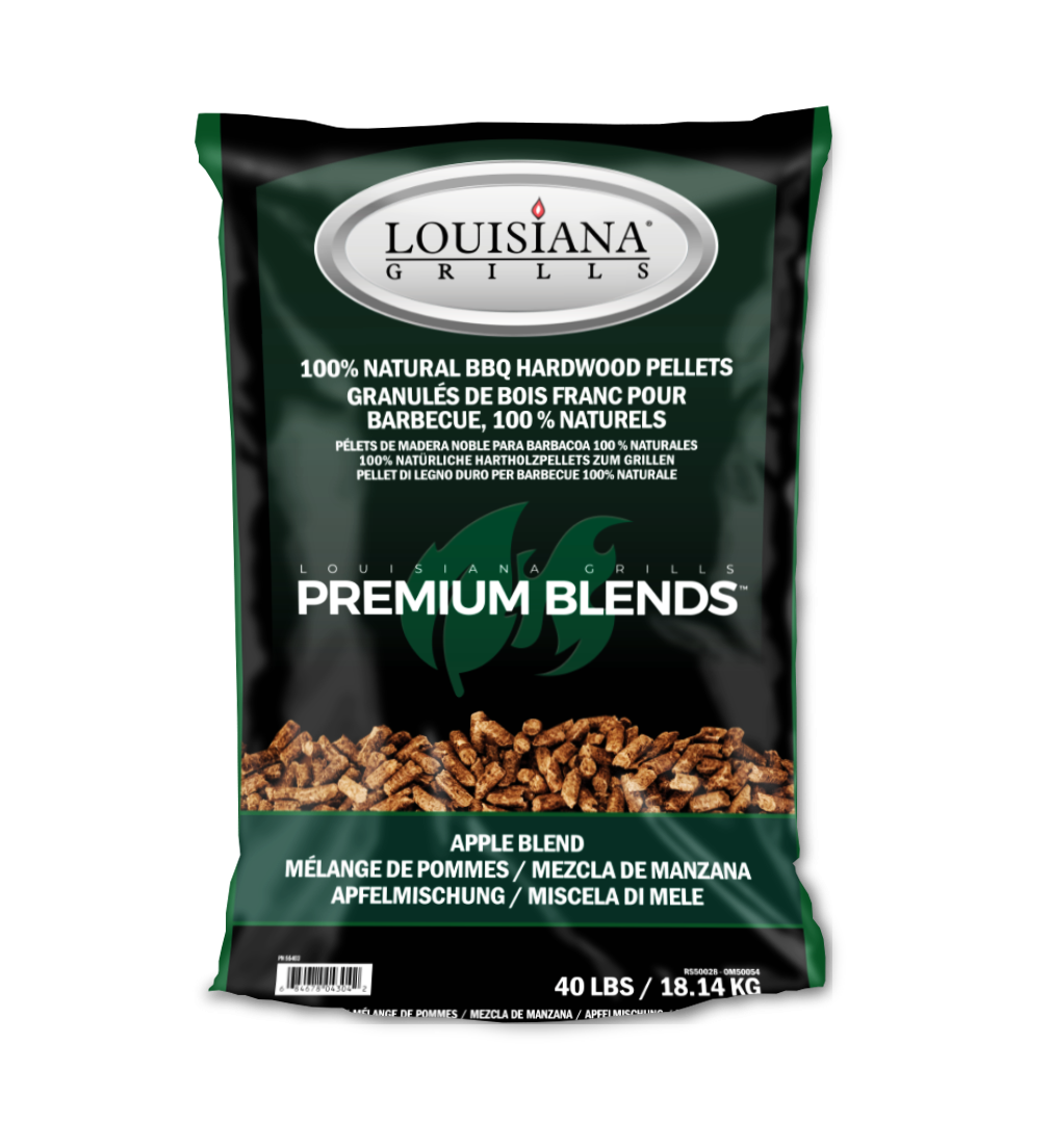 Louisiana Grills Pellets, 40lb, New England Apple