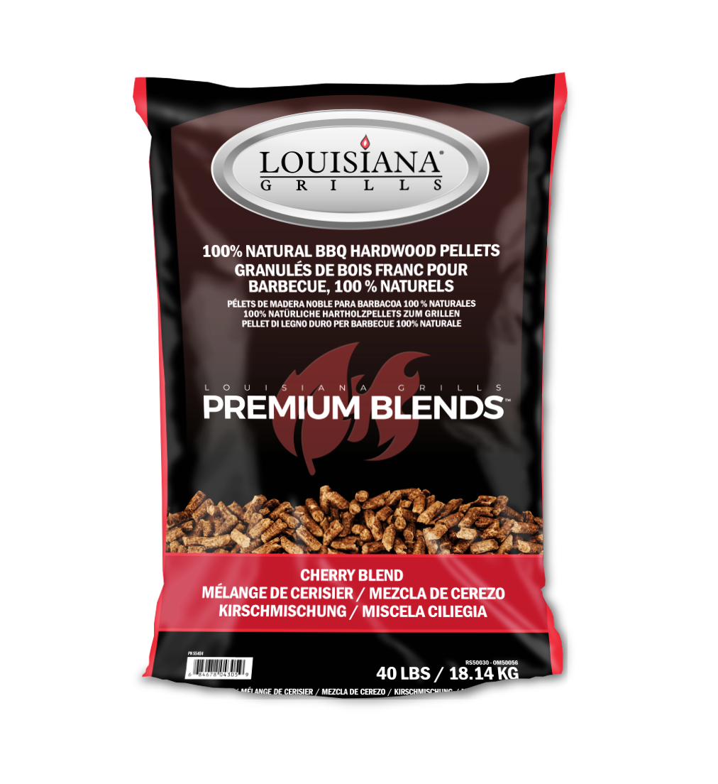 Louisiana Grills Pellets, 40lb, Pennsylvania Cherry