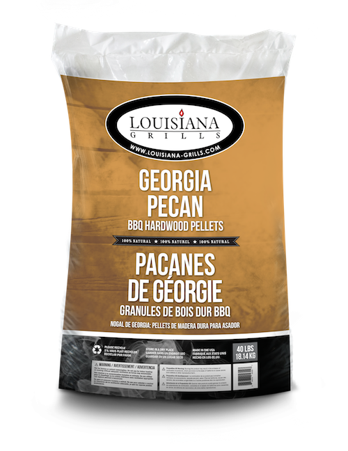 Louisiana Grills Pellets, 40lb, Georgia Pecan