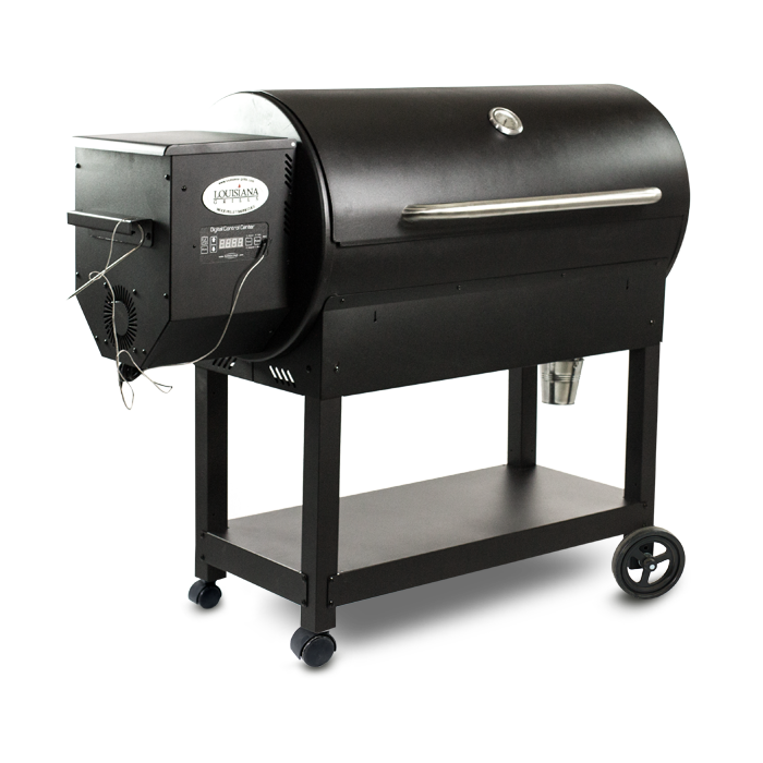 LG Country Smokers CS680