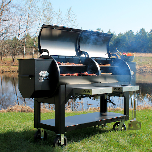LG Country Smokers Whole Hog