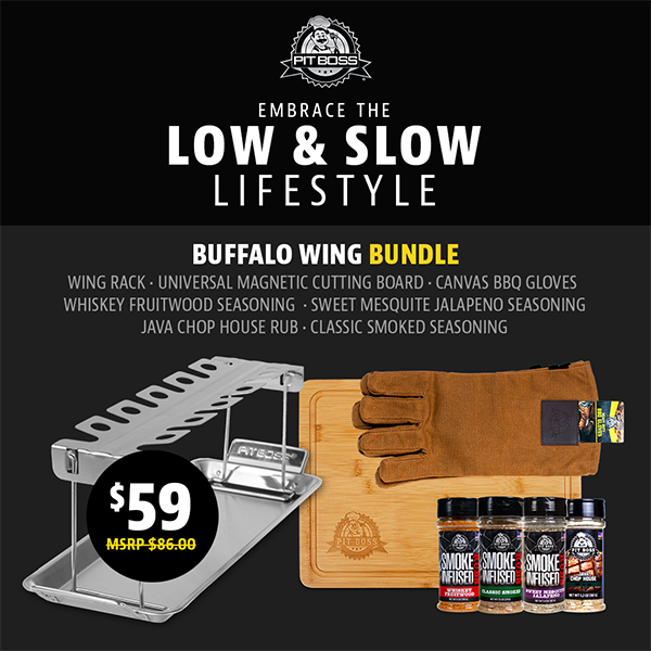 Buffalo Wing Bundle