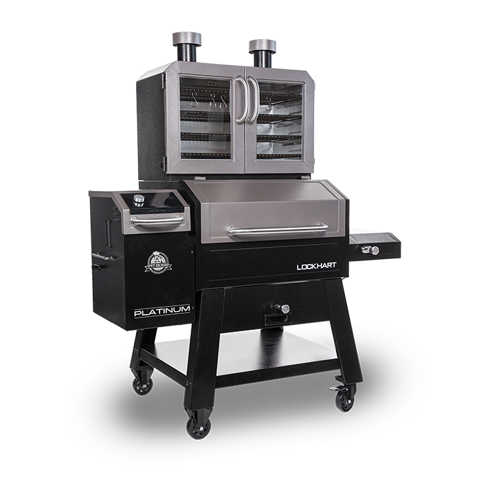 Pit Boss Lockhart Platinum Series, Wood Pellet Grill and Smoker