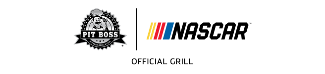 NASCAR - Pit Boss Grills Fires It Up with Official Partnership