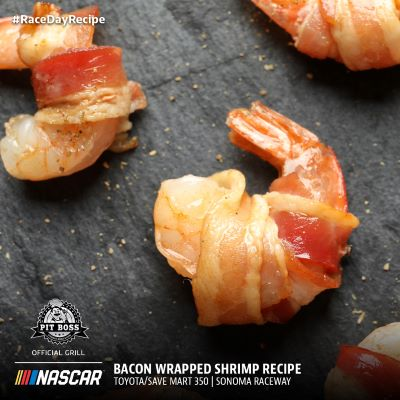 Bacon Wwrapped Shrimp