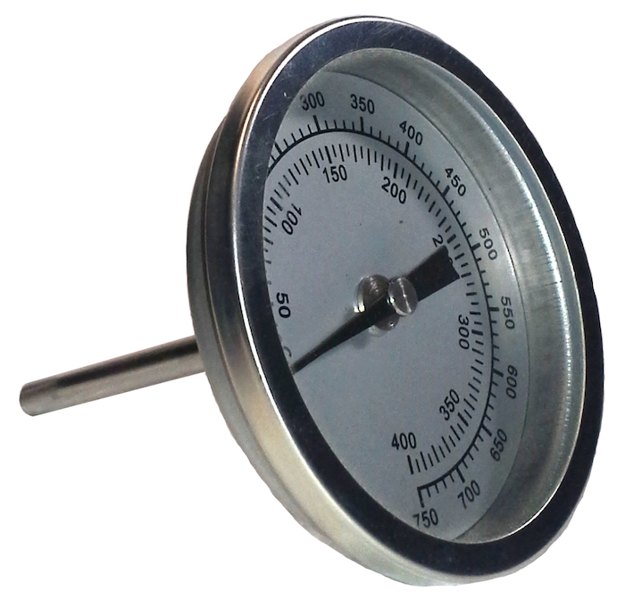 Pit Boss Dome Thermometer - Pellet Grills