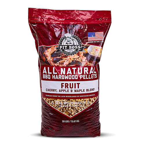 Pit Boss 30LB FRUIT HARDWOOD PELLETS