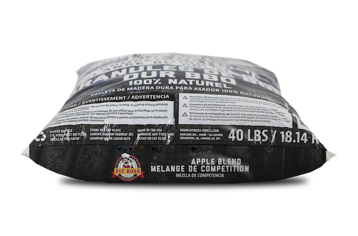 Pit Boss 40LB Hardwood Pellets Apple