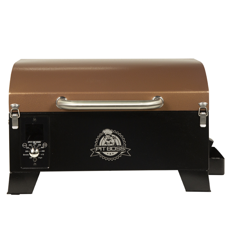 Pit Boss Portable 150 Tabletop Wood Pellet Grill