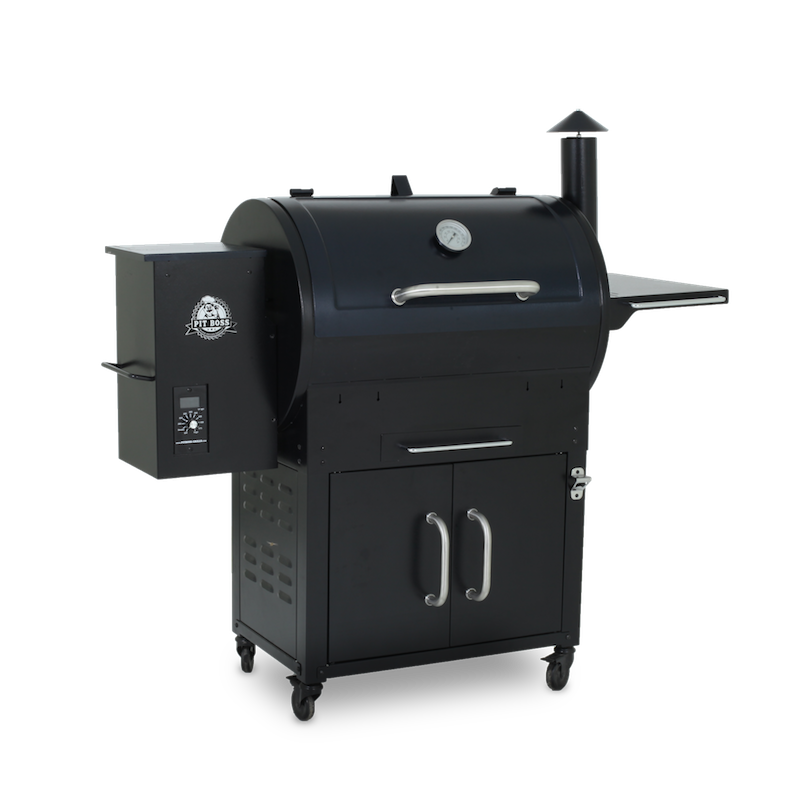 Pit Boss 820SC WOOD PELLET GRILL W/Cover SPECIAL