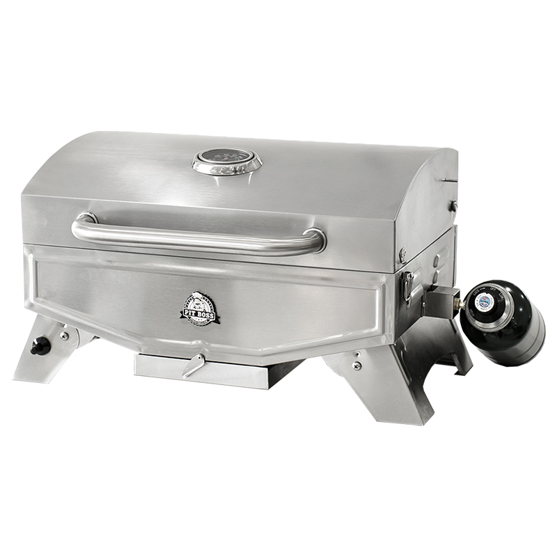 Pit Boss STAINLESS STEEL 1-BURNER GAS GRILL