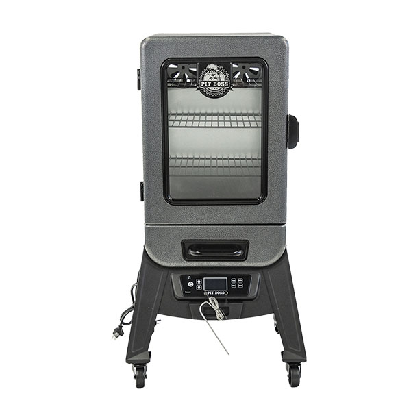 Pit Boss 2 Series Digital Electric Smoker with a Hammertone Finish