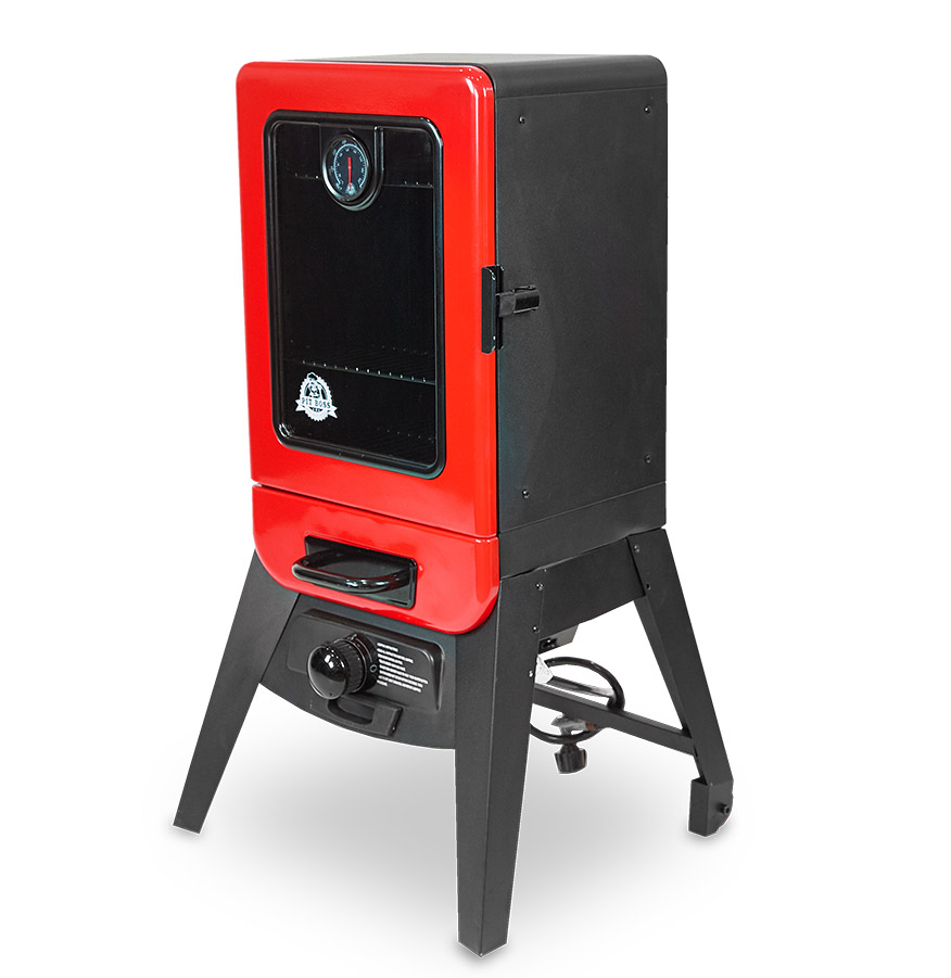 Pit Boss 2-SERIES GAS VERTICAL SMOKER