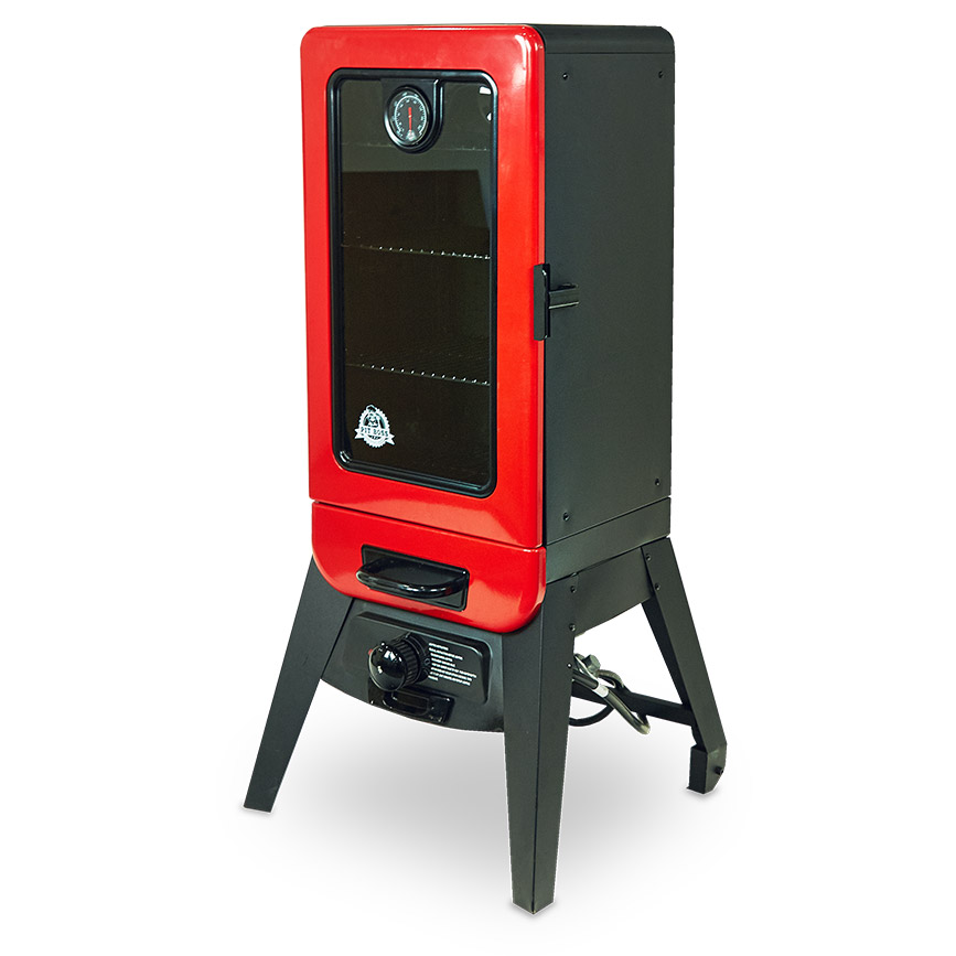 Pit Boss 3-SERIES GAS VERTICAL SMOKER