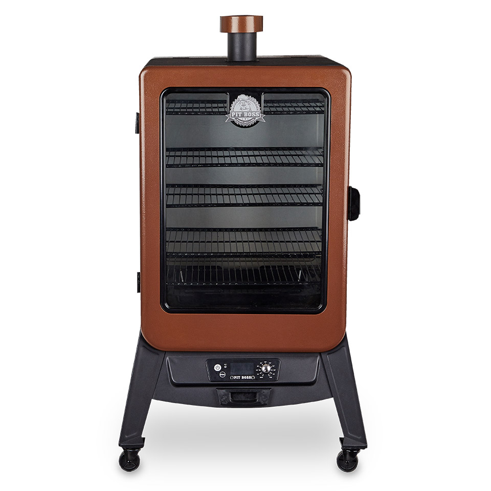 Pit Boss COPPERHEAD 5-Series Wood Pellet Smoker