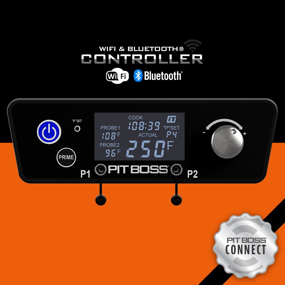 Pit Boss Legacy WiFi and Bluetooth® Connected Control Board (CAT-02-PG)