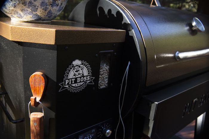 Pit Boss Pro Series 1100 Wood Pellet Grill