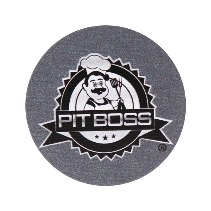 Pit Boss Gun Metal Pop Bracket