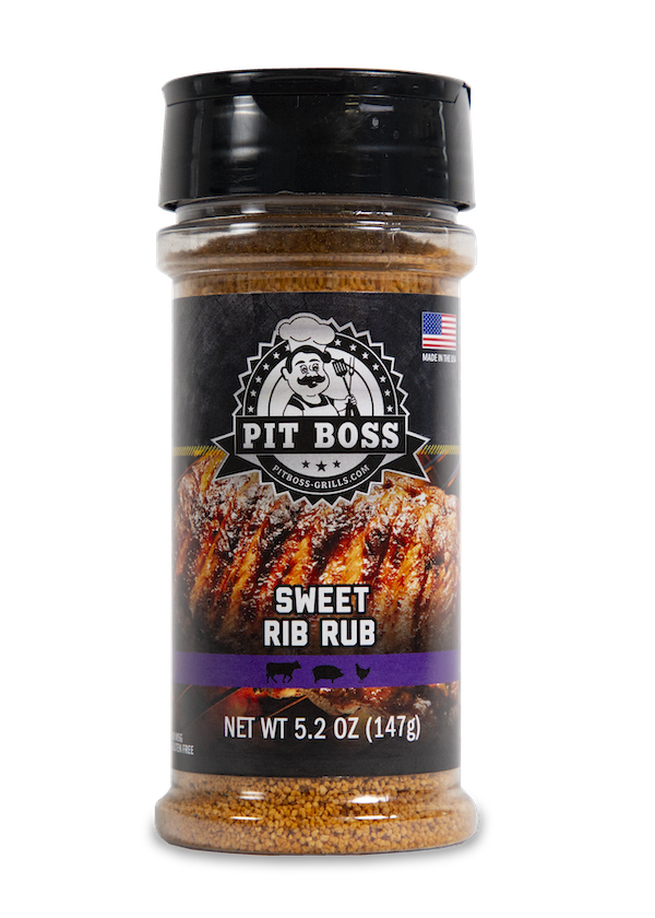NEW - Sweet Rib Rub 5oz