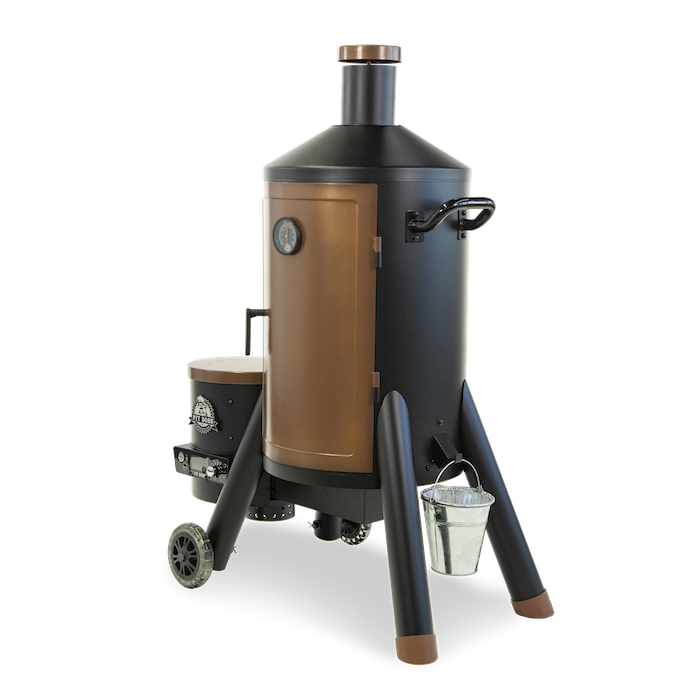 Pit Boss Whiskey Still Wood Pellet Vertical Smoker