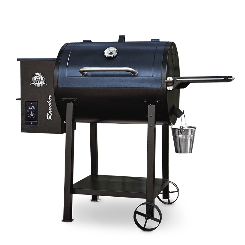 Pit Boss RANCHER WOOD PELLET GRILL