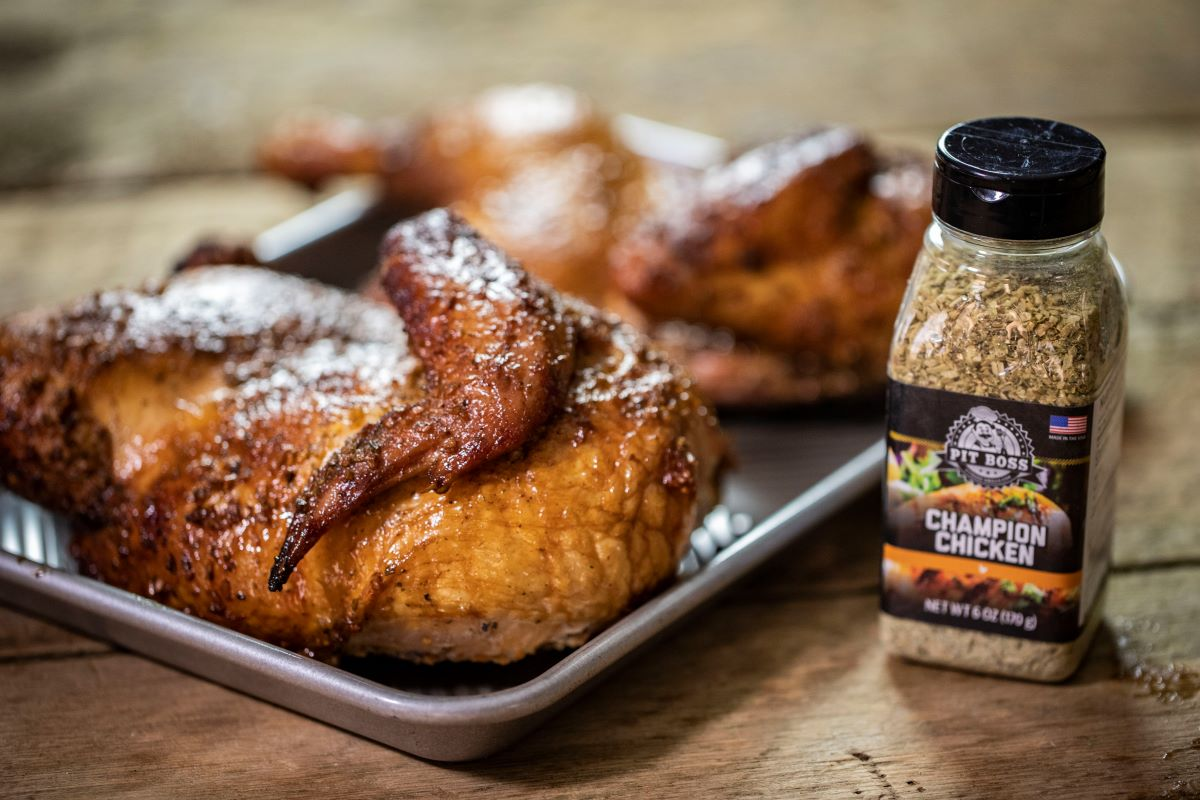 Whole Smoked Chicken With Honey Glaze Pit Boss Grills Recipes,Sangria Recipe White And Red Wine