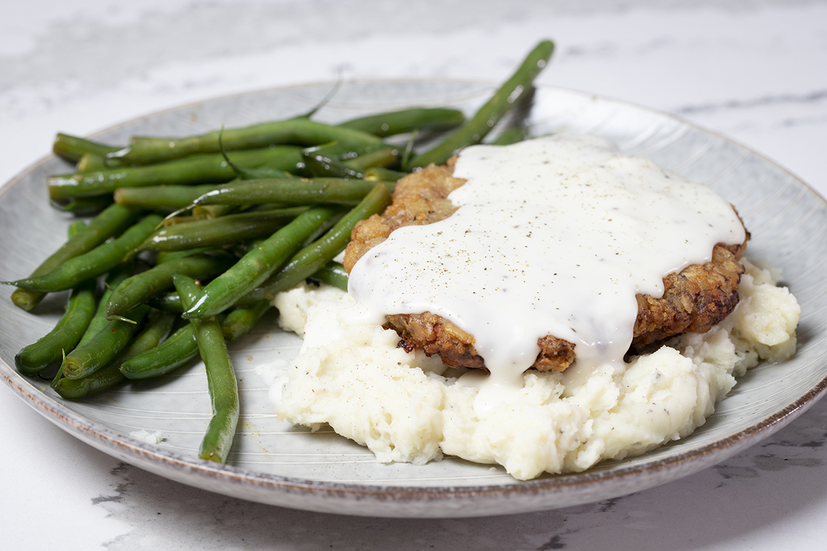 Spicy Southern Chicken Fried Steak